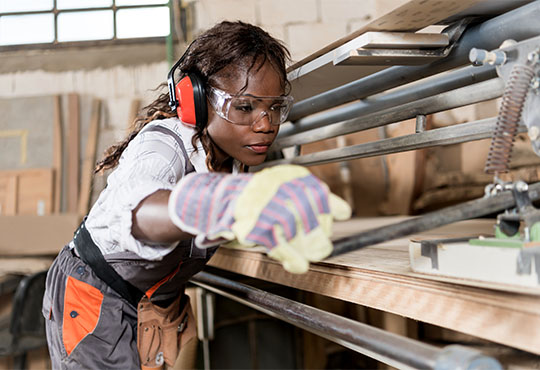 Encouraging Full Female Engagement in Construction Training (EFFECT)